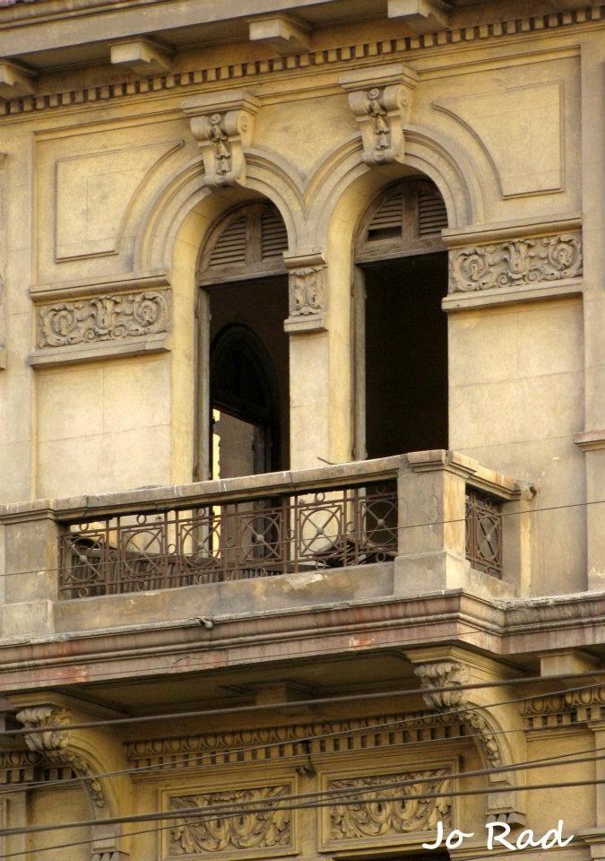 Heliopolis. Cairo. Photo: Jo Rad