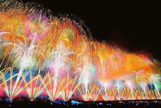 長岡花火大会の写真が圧巻の美しさ!「すげぇきれいな写真」「死ぬまでに一回観てみたい」 - Togetterまとめ
