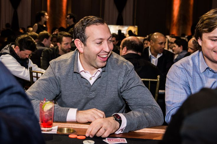 Anton Levy, Chairman of StreetWise Partners and Managing Director at General Atlantic at the Raising the Ante Charity Poker Tournament and Casino Event on March 11, 2015 in New York City. Learn more at http://streetwisepartners.org Photo by Brooke Ismach