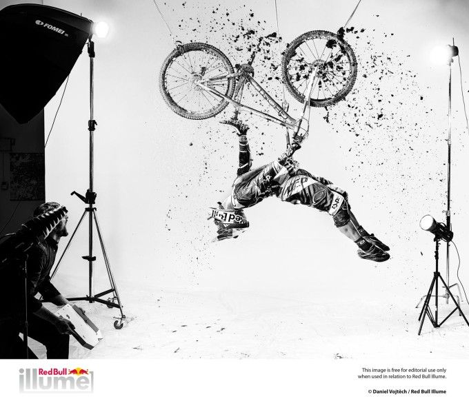 Daniel Vojtech Red Bull Illume-Redbull