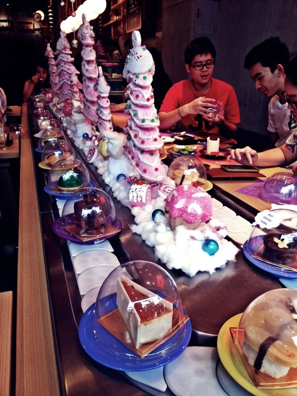Cake A Boo Dessert