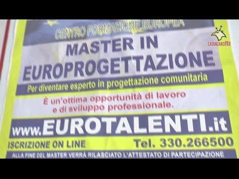 Master Europrogettazione, innovativa opportunità professionale