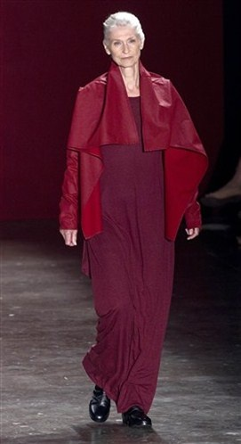 Alexandre Herchcovitch - my style, but for winter !
