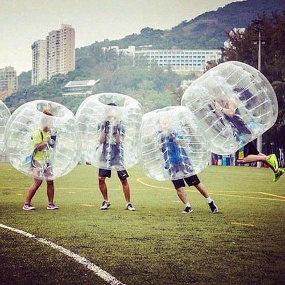 Battle Balls – Bubble Soccer Ball - $320