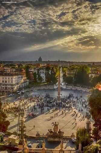 Roma plaza.