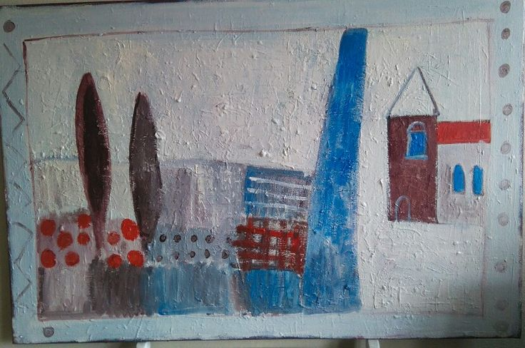 #kobus.m,  #malarstwo, #modern, #painting