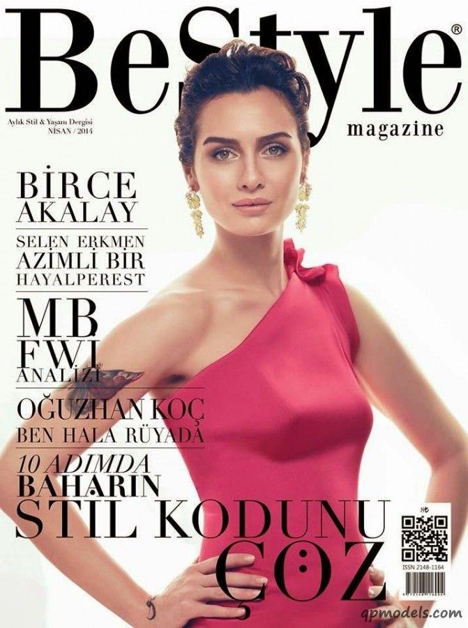 Birce Akalay for Bestyle Magazine Turkey (April 2014) - http://qpmodels.com/celebrity/birce-akalay/6992-birce-akalay-for-bestyle-magazine-turkey-april-2014.html