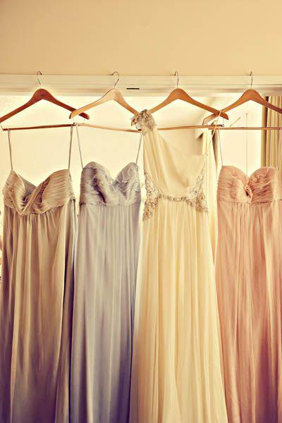 Bridesmaids Dresses - Real Wedding: Lindsay and Rob's Maui Destination Wedding
