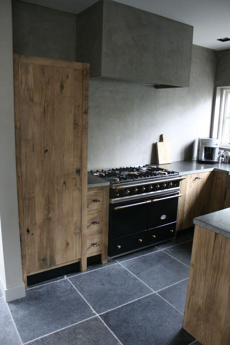 Realisatie keuken
