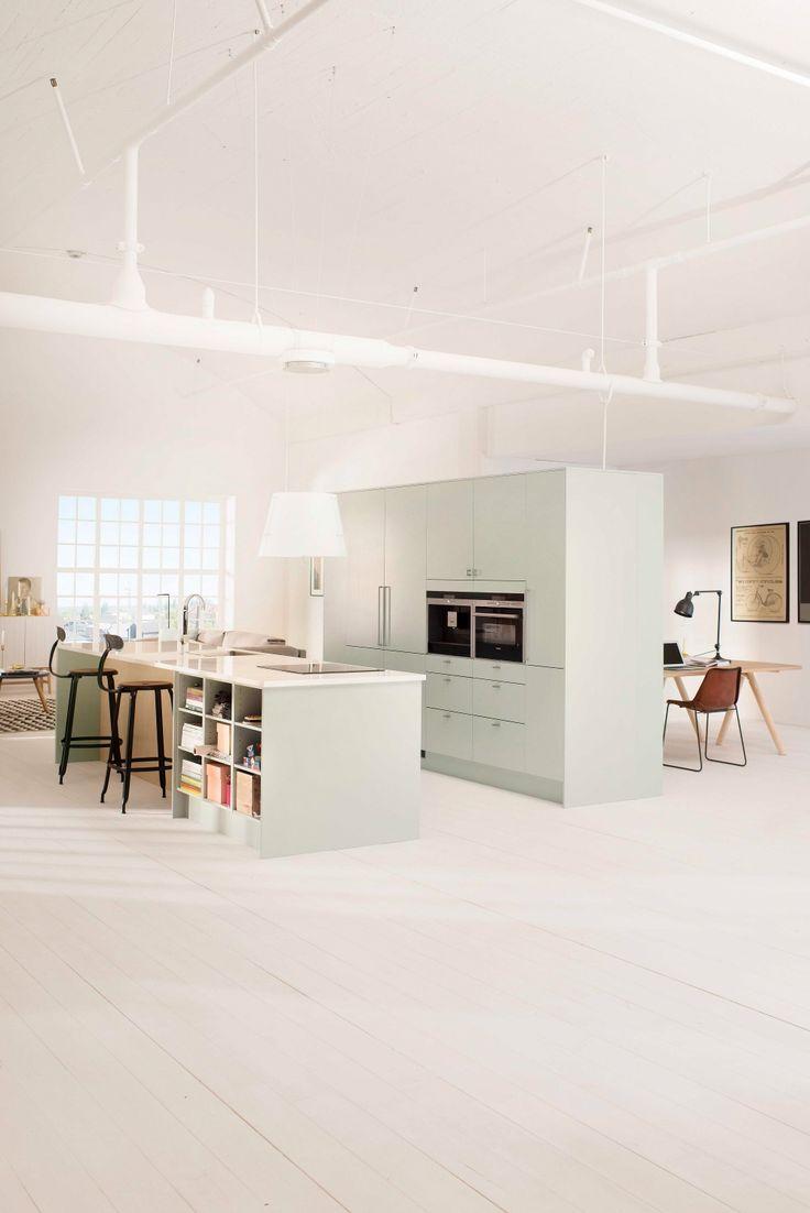 34 best Kök images on Pinterest | Dining rooms, Kitchen dining and ... : måttbeställd bänkskiva : Inredning