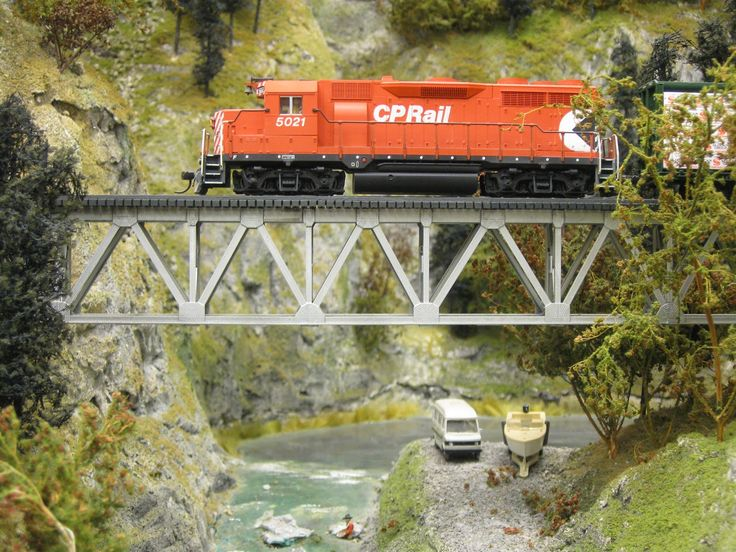 HO Railroad that Grows Model Railroads 1988 63 pages Nice!