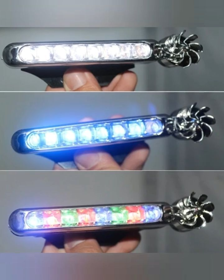 Auto Wind Power LED Car Light (2PCS) #diytattooimages  – diy tattoo ideas