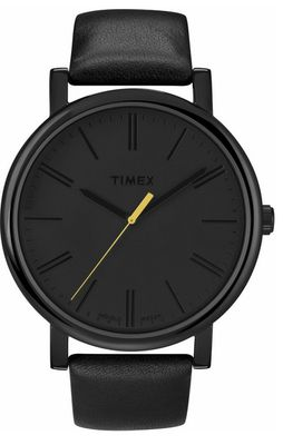TIMEX Easy Reader (Black/Yellow hand)