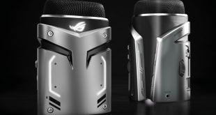Asus ROG Strix Magnus AURA – USB condenser gaming microphone   KitGuru