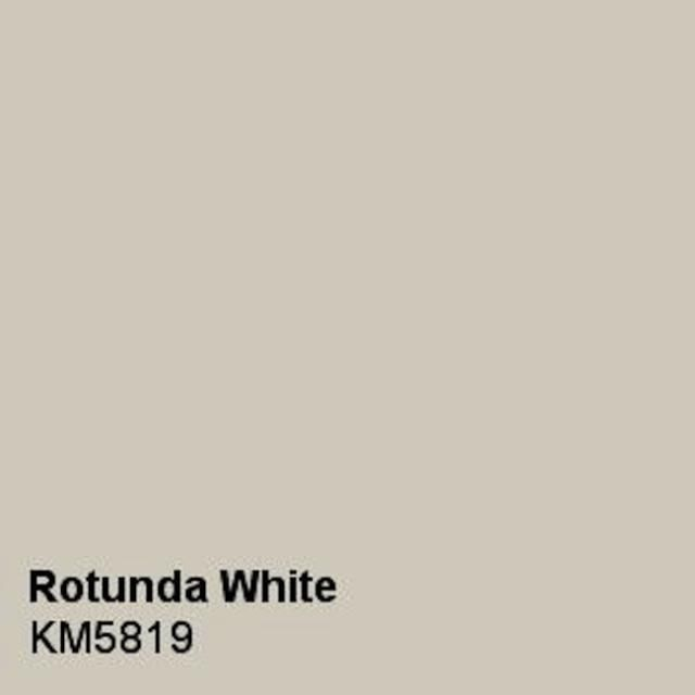 Add Easy Elegance with These 8 Neutral Paint Colors: Rotunda White KM5819 - Kelly-Moore Paints