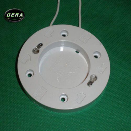 Base-de-montaje-de-superficie-en-blanco-GX53-para-lamparas-LED-GX53-y-CFL-es-ventiladores-de-techo