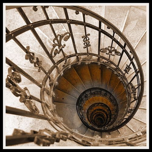 Staircase in Budapest Basilica