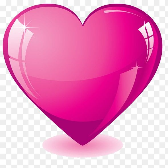 Hot Pink Heart Transparent Background Pink Valentine 39 S Day Colour Heart Png Vector Psd Clipart Free Downl Pink Heart Transparent Background Hot Pink