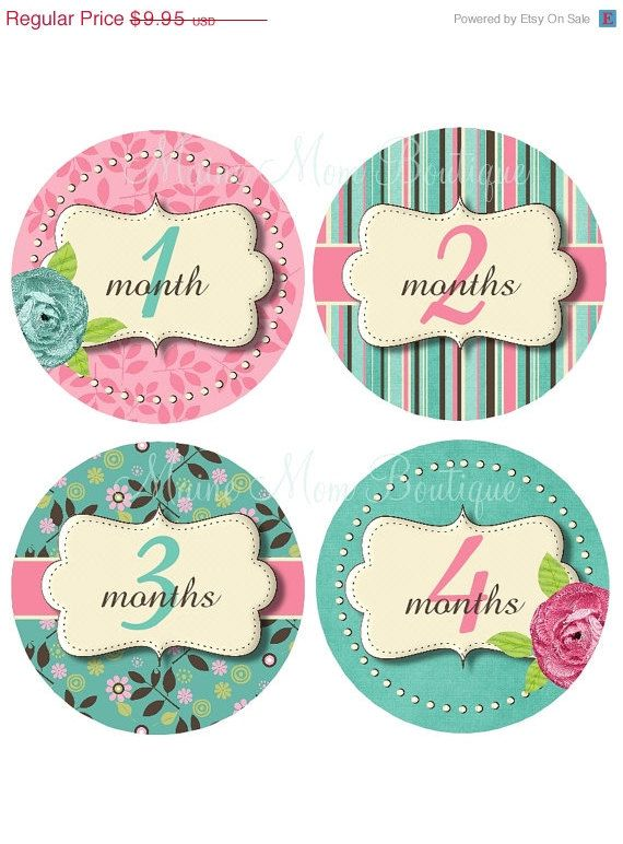 Welcome to my store.    MaineMomBoutique Monthly Stickers are so sweet! You will be proud to give a gift from MaineMomBoutique:) You will not