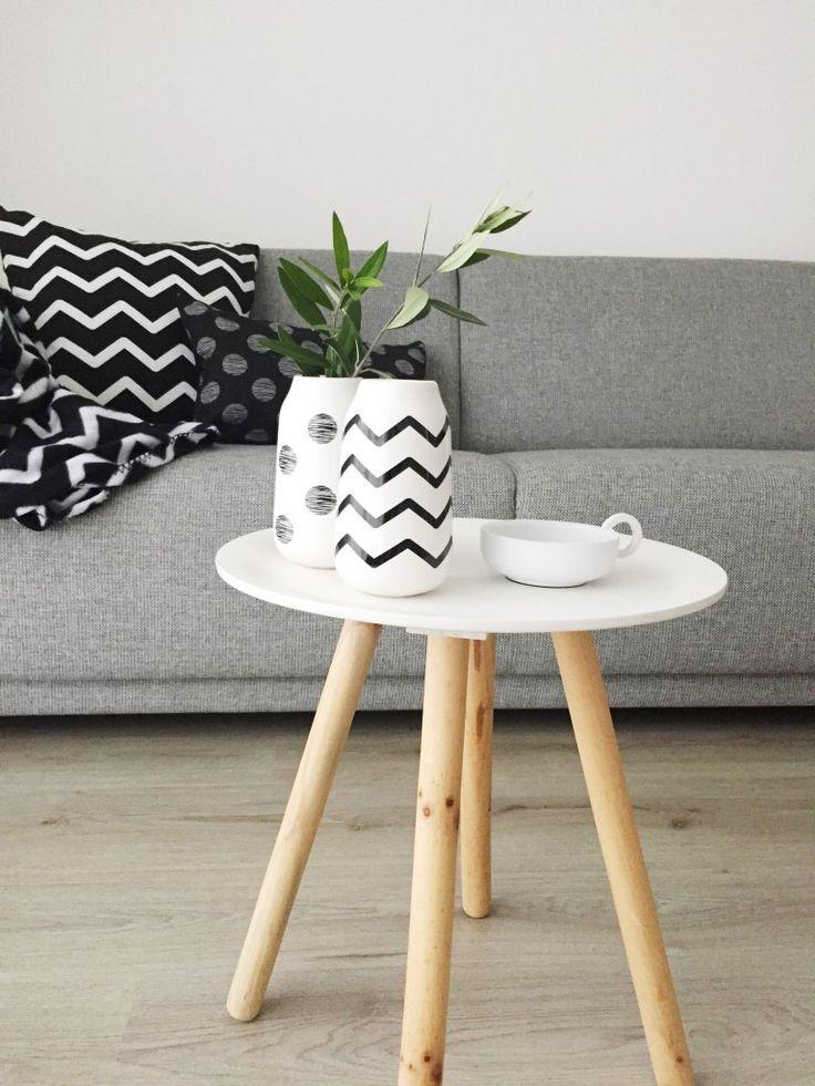 25 populairste idee n over zwart wit slaapkamers op pinterest zwart wit decor zwart witte - Evenwicht scandinavische cocktail ...