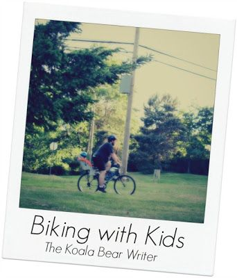 Biking with Kids (Write Mama Blog Hop Vol. 19)
