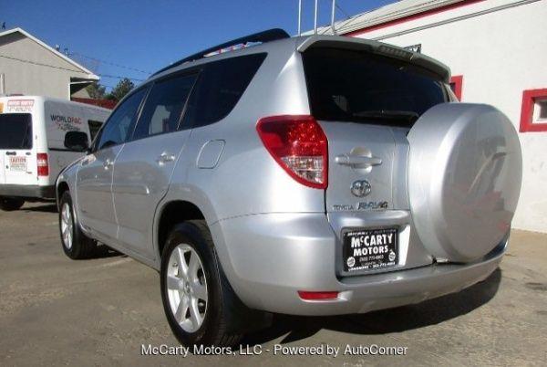 Used 2007 Toyota RAV4 for Sale in Longmont, CO – TrueCar
