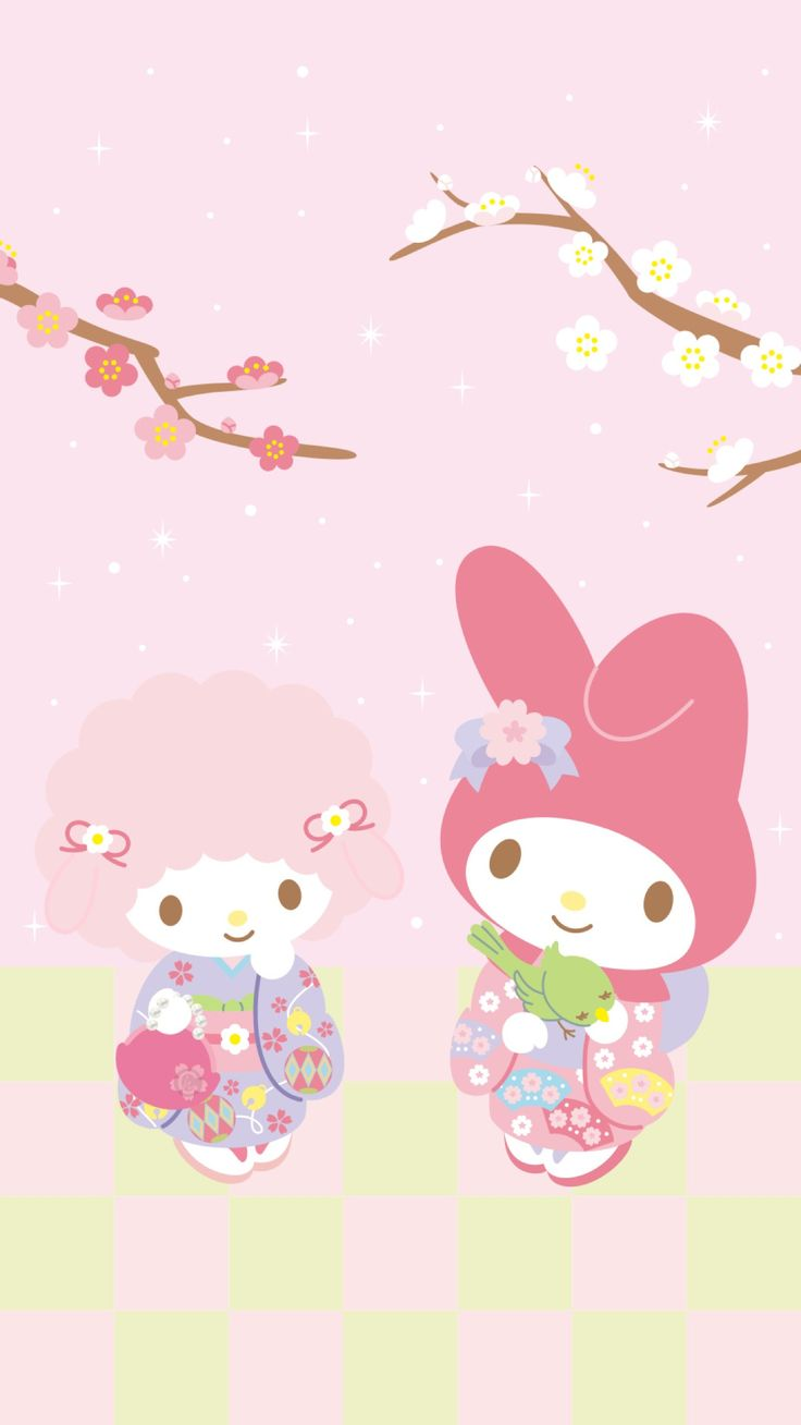Cute Wallpapers Of Hello Kitty Sanrio Tumblr Sanrio My Melody Wallpaper Sanrio