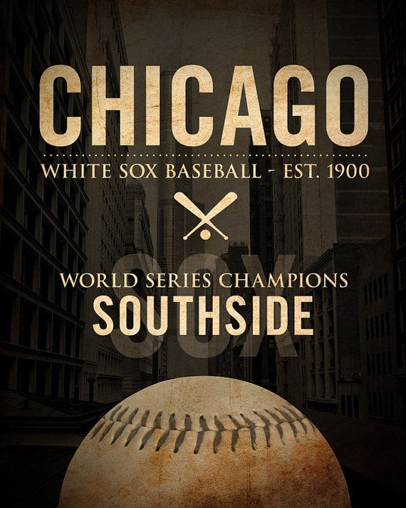 Chicago White Sox  by LuciusArt
