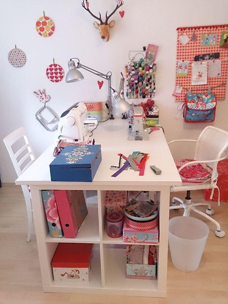 27 besten b ro n hzimmer bilder auf pinterest arbeitszimmer schreibtische und b ros. Black Bedroom Furniture Sets. Home Design Ideas