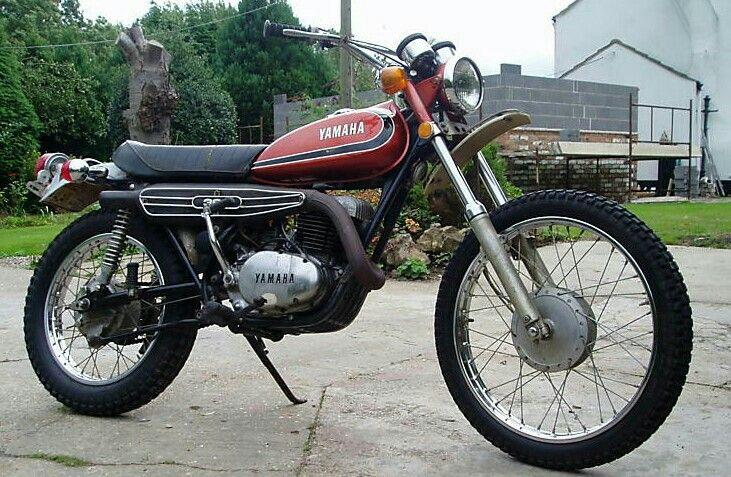 1973 yamaha rt3 enduro 360 motorcycle yamaha enduro for Yamaha 360 enduro
