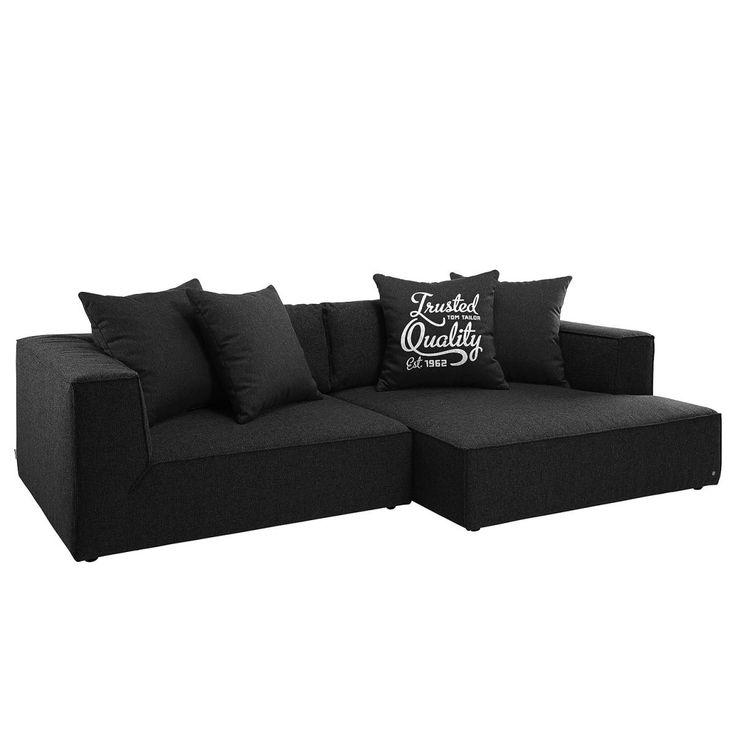 Die besten 25+ Big ecksofa Ideen auf Pinterest Sofas, Big sofa - wohnzimmer couch weis grau