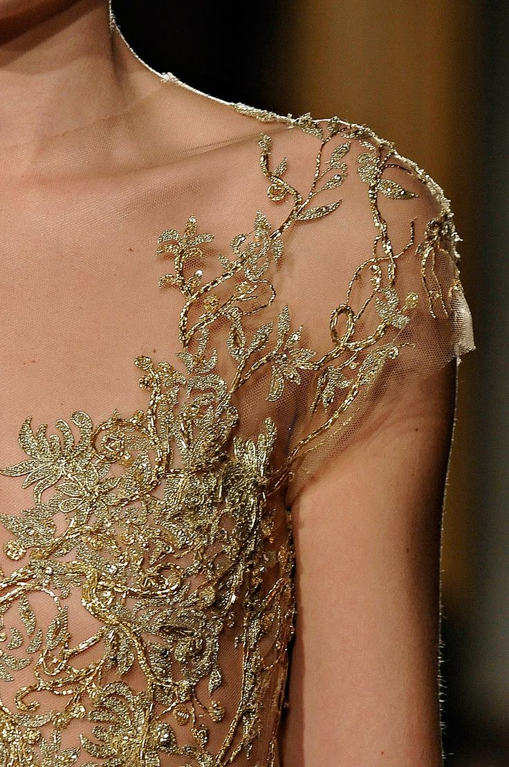 Marchesa Fall 2012 RTW | vogue.com