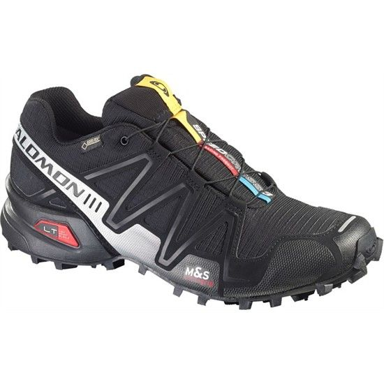 """As described by Salomon this is a """"Light, fast, aggressive trail running shoe for racing or high speed training. An athlete favorite, now with the thermo-regulation of GORE-TEX®."""""""