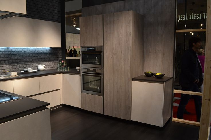 www.idcuisine.be   #Design #Snaidero #Brussels #Batibouw #2015 #Kitchen