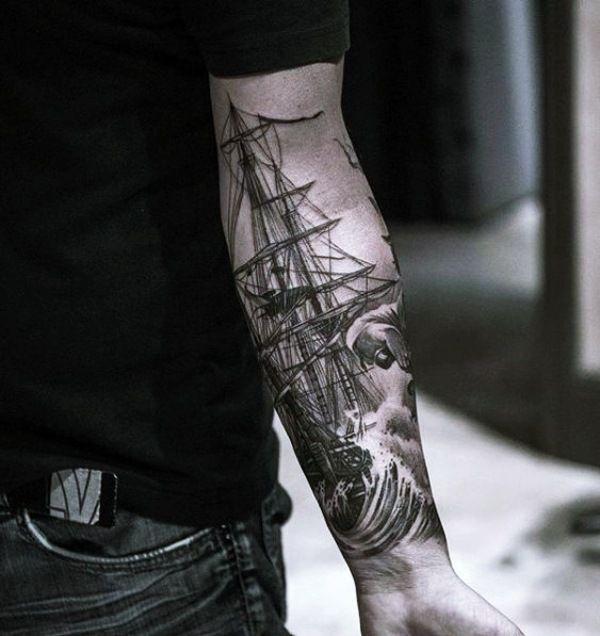 Super Cool And Masculine Forearm Tattoo Ideas And Designs For Men In 2020 Forearm Tattoo Women Cool Forearm Tattoos Forearm Tattoo Men