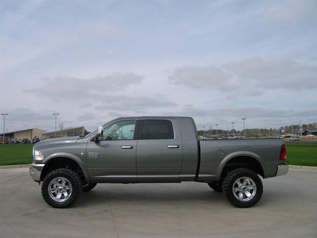 "2012 Ram 2500 LH 4"" Lift Kit, 35"" Toyo Tires, 20"" XD Series Wheels ..."