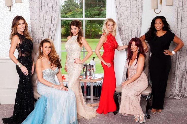 The Real Housewives of Cheshire Season 1 Cast