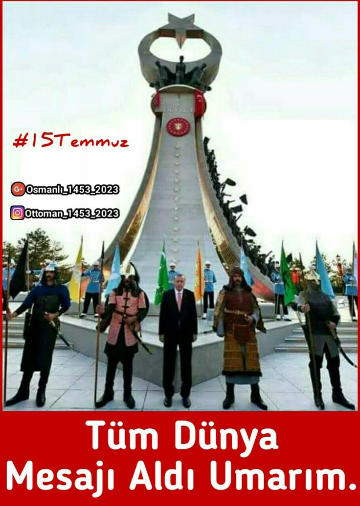 Türkiye'nin gücünü görsünler
