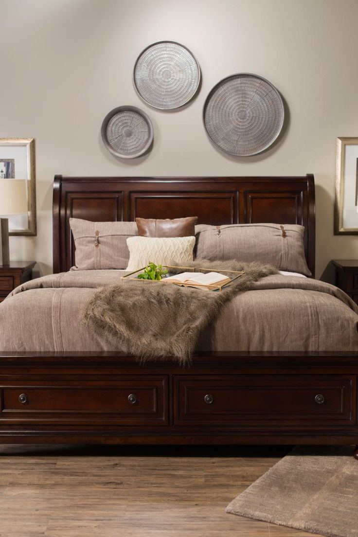 Best 25 ashley furniture bedroom sets ideas on pinterest - Bedroom sets with drawers under bed ...
