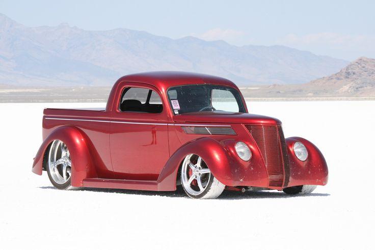 '37 Ford Australian UTE