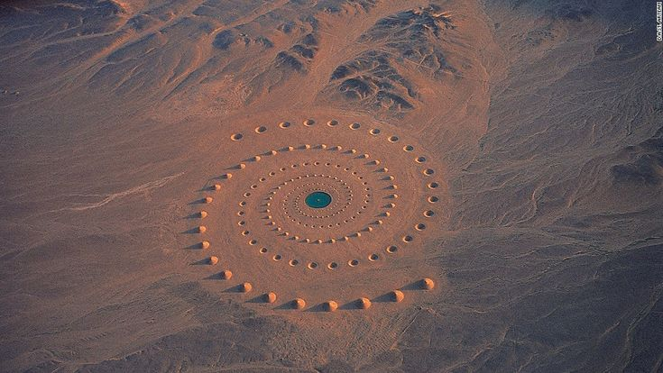 In 1997, D.A.ST. Arteam created Desert Breath, a one-million-square-foot art installation in the expanse of desert near the Red Sea in Egypt...