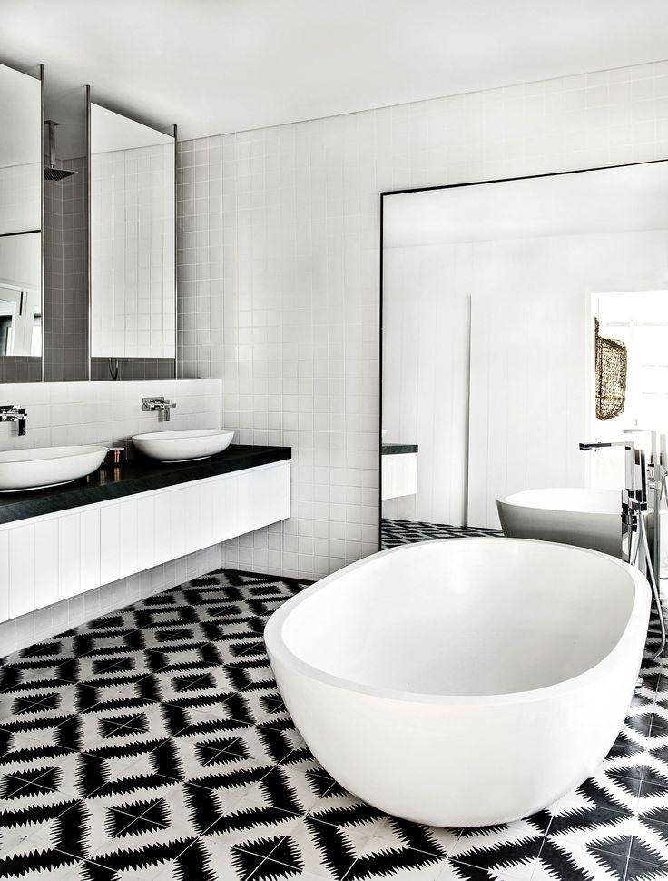 Monochrome Bathroom Ideas | 99 Best Monochrome Bathrooms Images On Pinterest Bathroom Half