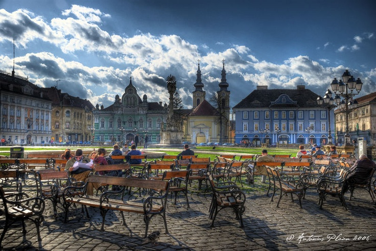 Timisoara probably the most beautiful city in romania timisoara temesvar temeschburg - Most beautiful manors romania ...