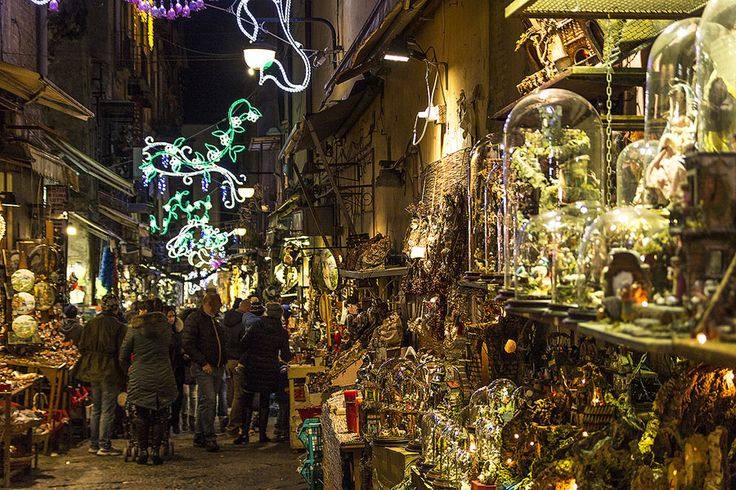 I mercatini di Natale a Napoli