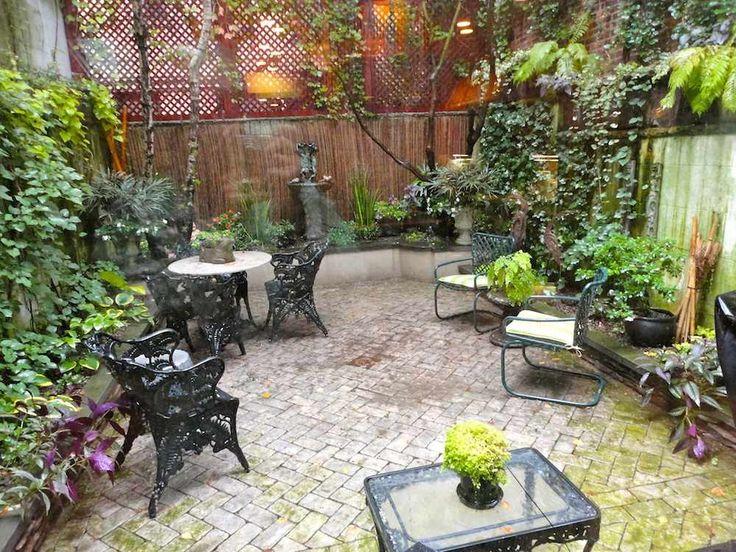 31 Best Townhouse Backyard Images On Pinterest Garden