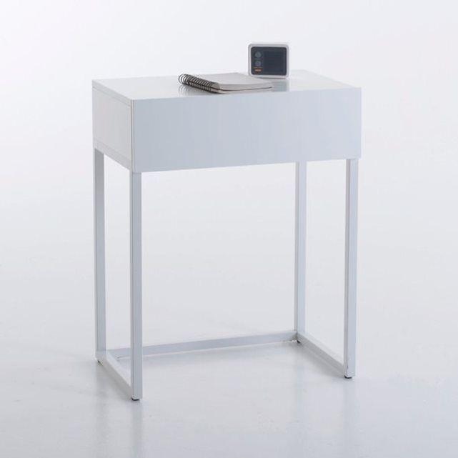 Les 25 meilleures id es concernant petite console sur pinterest console pou - Bureau console la redoute ...