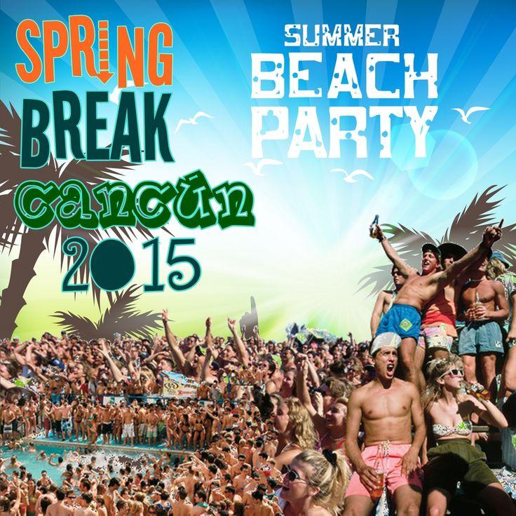 Spring Break Cancún ~ Oferta e Ofertas