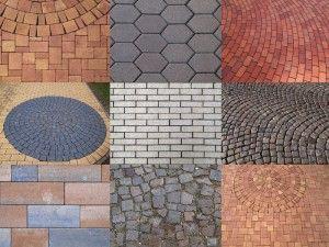 Verschiedene Steine