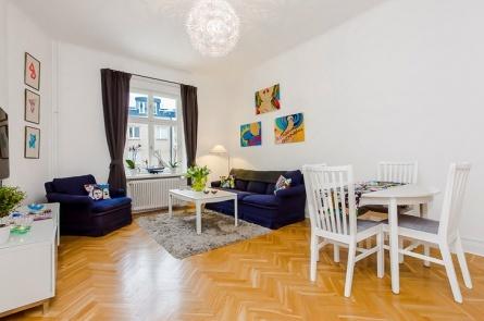 Norrbackagatan 27A, 2tr, Vasastan/Birkastan, Stockholm  2:a · 66 m2 · 2 975 kr · Accepterat pris: 3 650 000 kr