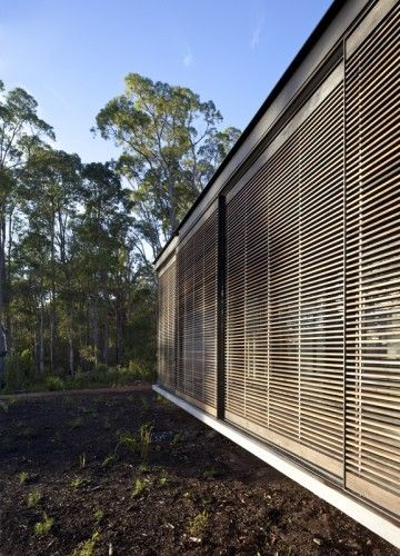 Ingemar House, Margaret River; WA by Kerry Hill Architects